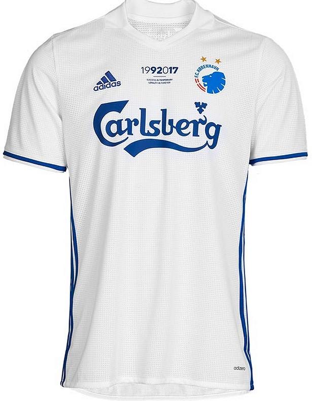 01f810e245 Adidas divulga as novas camisas do FC Copenhagen - Show de Camisas