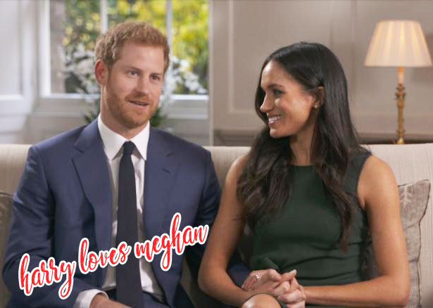 Congratulations Prince Harry and Meghan