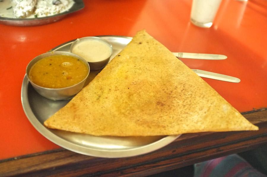 Masala Dosa, Madras Coffee House, Connaught Place, Ne Delhi