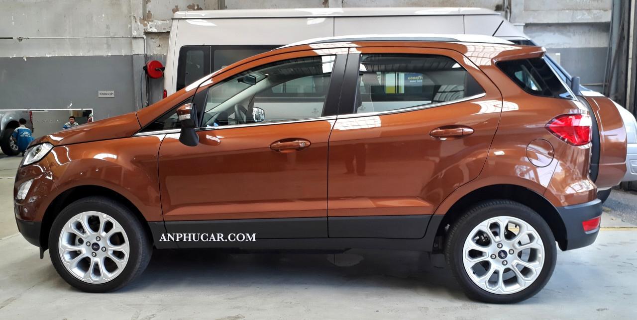 Có nên mua Ford Ecosport 2019