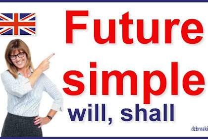 Simple Future Tense Asyik