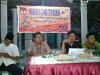 Rapat Pleno DPSHP Pemilu 2019 Desa Rambipuji Kab Jember