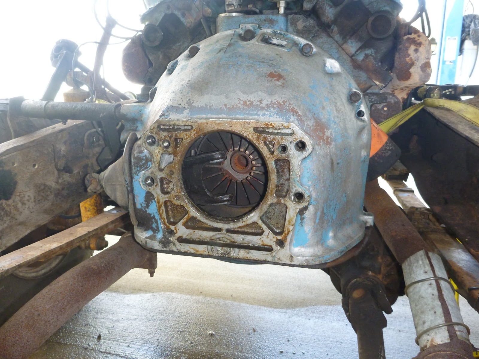 1978 Dodge Club Cab Resto Nv4500 5 Speed Transmission Case Diagram W150 Pulled The And Transfer