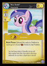 My Little Pony Sea Swirl, Porpoiseful Premiere CCG Card