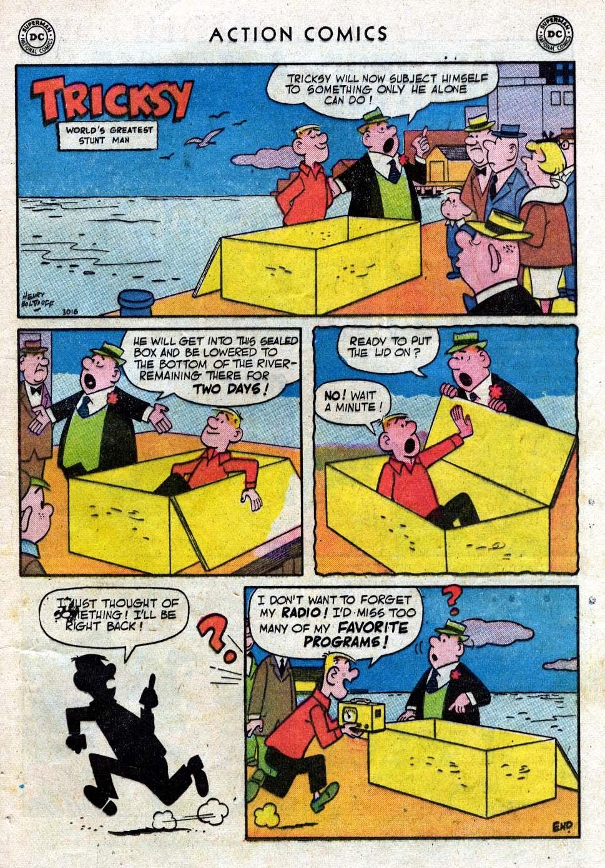Action Comics (1938) 236 Page 24
