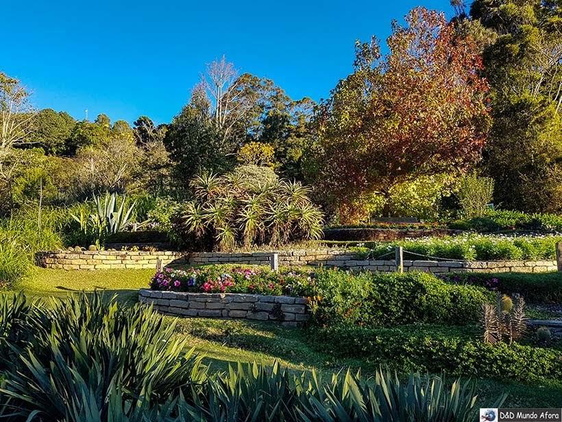 Parque Amantikir: os jardins que falam em Campos do Jordão