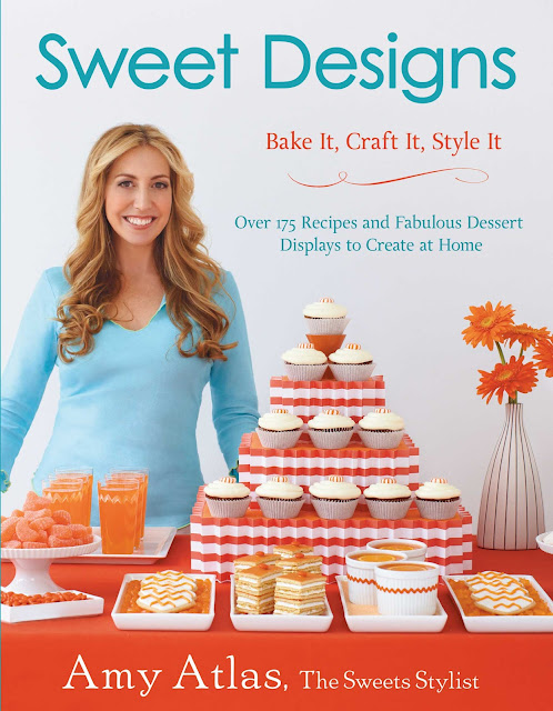 Giveaway | Sweet Designs Desserts Table Book