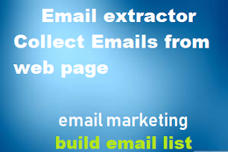 Build Email List: 3 Best Email Extractor Tools - Software