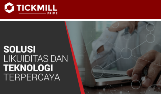 Tickmill Prime Indonesia