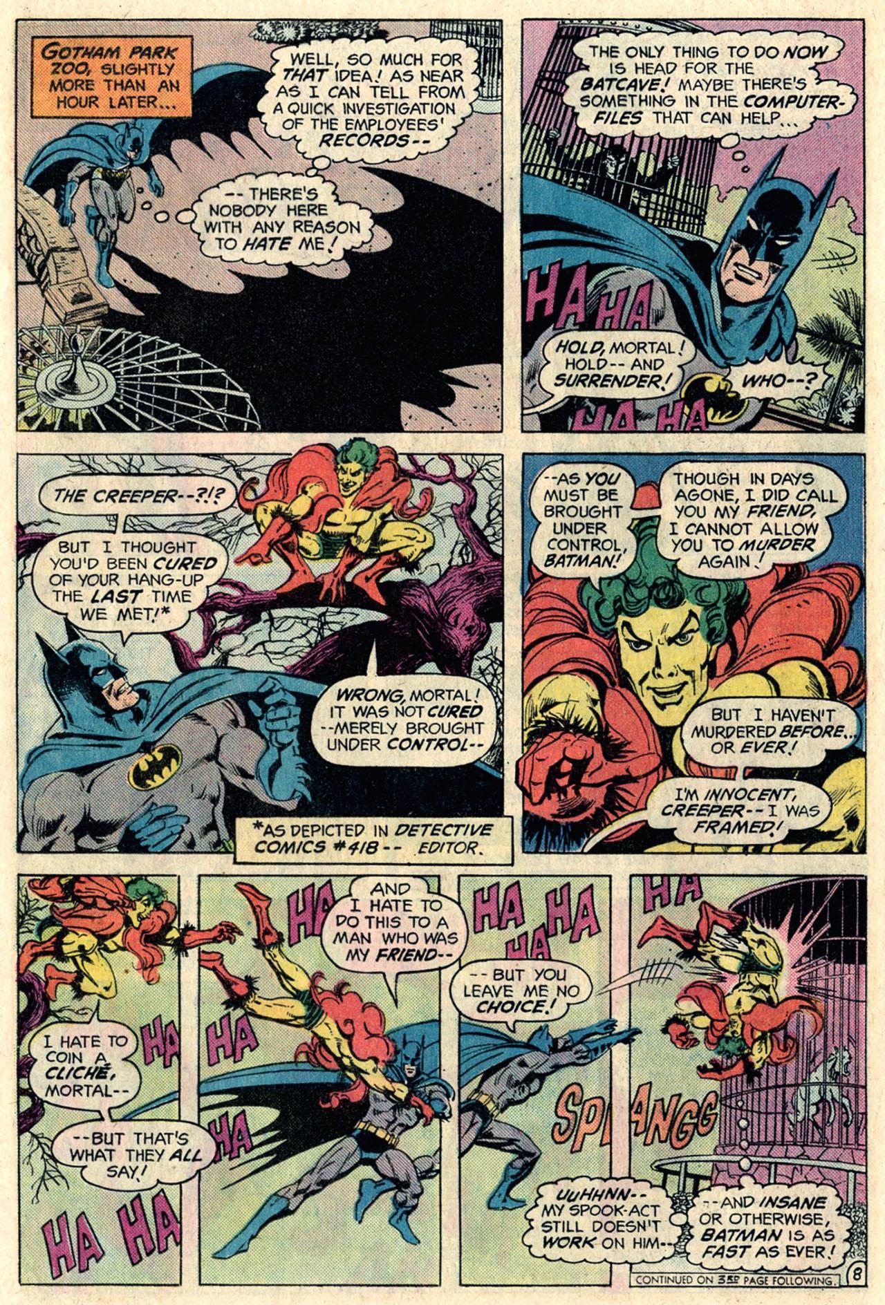 Detective Comics (1937) 447 Page 11