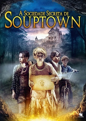 Filme A Sociedade Secreta de Souptown Blu-Ray Torrent
