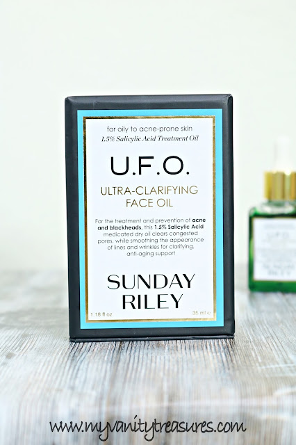 Sunday Riley UFO Review