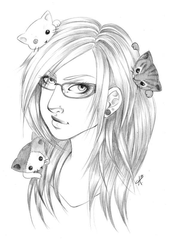 Ash Illustration