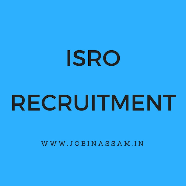 Driver Job after 10th : ISRO Recruitment 2017