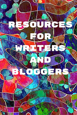 The following are resources I have come across in the past several months that aid writers and bloggers in their craft.