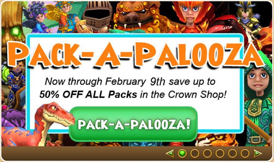 Wizard101 - Wizards Keep: Pack-a-Palooza - What Pack to Buy?