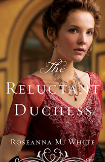 Heidi Reads... The Reluctant Duchess by Roseanna M. White