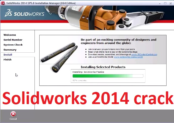 solidworks 2014 crack free download 64 bit