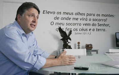 Resultado de imagem para ex-governador Anthony Garotinho