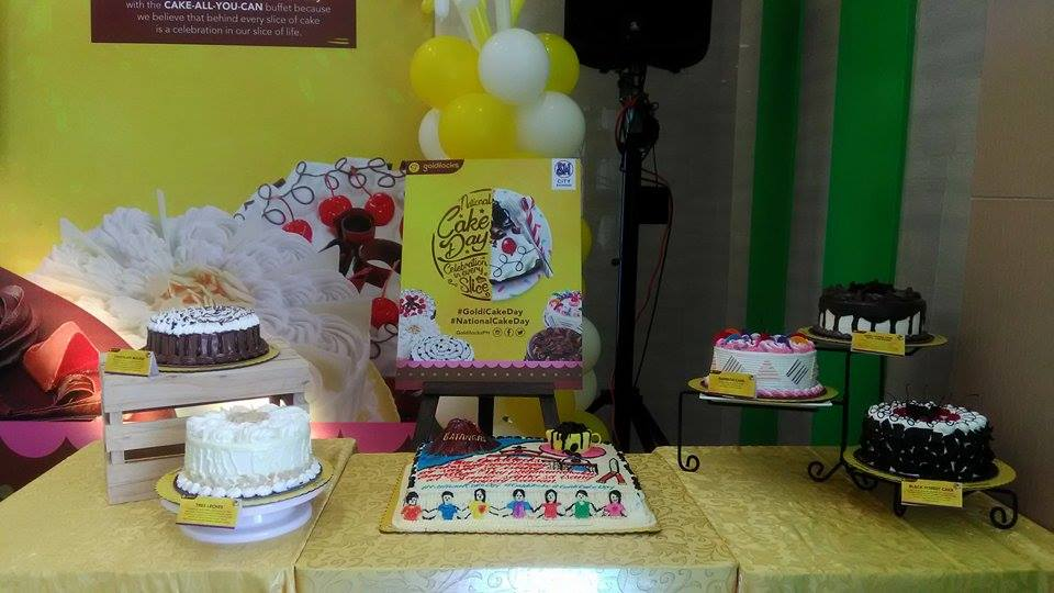 To learn more about Goldilocks  events and how it is bringing the joy of  National Cake Day to the Philippines 4215c1a0a02a