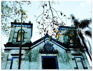 Igreja Bom Jesus do Triunfo (RS) - Fachada