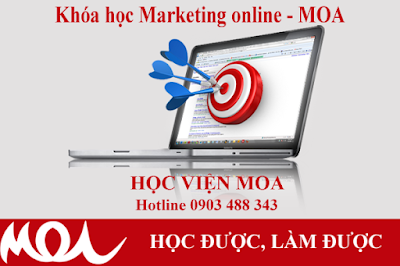 Khóa học Marketing Online - MOA