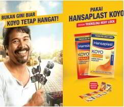 Lowongan Kerja Sales Motoris Hansaplast Koyo