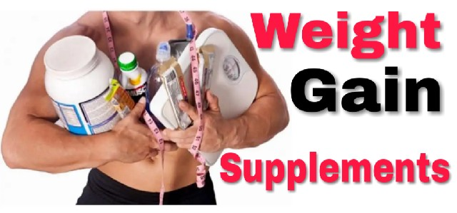 Weight Gain Supplements