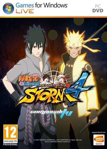 Naruto Shippuden Ultimate Ninja STORM 4 PC Full Español