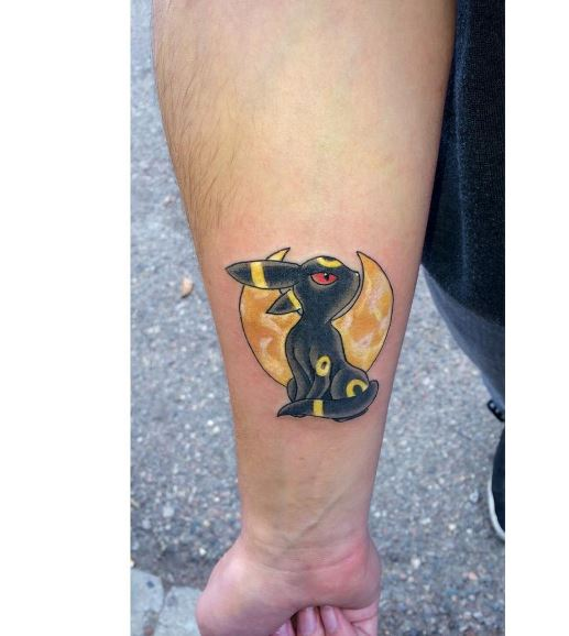 Pokemon Tattoos