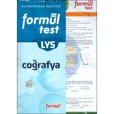 Formül LYS Coğrafya Yaprak Test