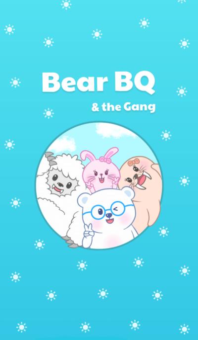 Bear BQ and the Gang