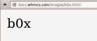 WHMCS Documentation website hacked by b0x - E Hacking News