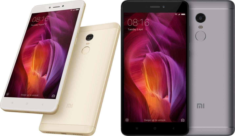 Buy Xiaomi Redmi Note 4 4 Gb Ram 64 Gb Rom Mobile: Redmi Note 4 - 3GB RAM + 32GB ROM
