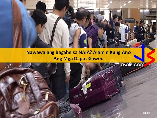 "Have you ever experienced losing a luggage at the airport? It's nerve-wracking to think that all the ""pasalubong"" inside that luggage could be somewhere, not knowing when of if you can still take it back and present those goodies to your family and friends. I experienced it firsthand during my recent vacation to Manila. I was scared at first but thank goodness, retrieving a lost baggage is actually easier than I thought. Here's how I did it.  When you lose a luggage, it is important to stay calm. When I realized that I lost a bag, I immediately checked the contact number of PAL( Philippine Airlines). This is their rule of the thumb for lost luggage as per PAL advisory. This is also the first thing that you can do if you realize a missing luggage and you are already home.  I called PAL and I was informed that I need to go to the Baggage Assistance Counter.  Baggage Assistance and Tracking   The Baggage Assistance Counter is located at the Arrival Area. Here. you may make inquiries regarding your missing baggage. The counter will keep the baggage until it is clamed by the owner, but if no claim for PR tagged baggage is made within five (5) days, PAL will turn over said unclaimed baggage to Customs for disposal.  On the other hand, missing baggage that is not located by the fifth day after it was reported missing shall be considered lost and necessary claims shall be filed by the owner. This is why, you should report immediately any baggage incident that you may encounter during your arrival. Baggage Tracing (for Philippine Airlines)   You may call PAL at: Tel: (632) 851-3011                  832-2939 Fax:(632) 879-6028 Or e-mail us at: baggage_tracing@pal.com.ph   Following the instructions from PAL Baggage Assistance, here are the steps i followed to retrieve my lost baggage:  Step 1: Proceed to Bay 6 of Terminal 2 Non-passengers are normally barred from entering the arrival lobby of the airport. In order for me to get inside the arrival lobby, I walked through Bay 6 and secured a visitor's pass. I informed the guard or personnel in charge that I was there to retrieve a baggage that I lost the day before.  Step 2: Pass Control Section This is where I secured our Visitor's Pass. You need to deposit a valid ID with them in exchange for your pass. This is done for security purposes, you will get your ID back when you return the pass.  Step 3: Visitor's Pass This visitor's pass is actually more of a sticker with the information printed on one side. You must wear it like an ID and stick where it is clearly visible. This must be done before you enter the airport lobby. I was instructed to wear the Visitor's Pass while inside the building and not to remove it.  Step 4: Baggage Assistance The Baggage Assistance Desk can be found near the Baggage Claim conveyor area (See map below for reference). This is where they store all the lost or found luggage. Proper identification as to the approximate size and color of the lost luggage should be given to the officer in charge. The attendants need to verify the ownership of the lost luggage, so a proof must be presented by the owner of the luggage.  Step 5: Customs Declaration Sheet For records and customs purposes, I filled up a Customs Declaration Sheet. This is available at the Baggage Assistance Desk. Present the form to the attendant and wait until they retrieve your luggage.  Step 6: Walaahhh, found at last.  But do not be too overwhelmed, double check your luggage if it is yours. It is common to find two or three luggages that look the same. Check your item if it appears to have been opened or damaged in any way. If everything checks out, go back to Pass Control to retrieve our ID. Do not forget your luggage!   Should you need assistance or information about NAIA Terminals for any incident of lost and found items, here are the contact details.  Terminal 1: +632 877 1109 local 2863 Terminal 2: +632 877 1109 local 2870 Terminal 3: +632 877 7888 local 8139"