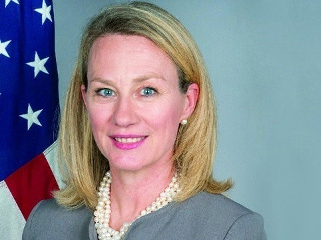 Pakistan has to decide if they want to work with US: Alice Wells