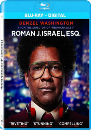 Roman J Israel Esq 2017 BRRip 1.1GB English 720p ESubs
