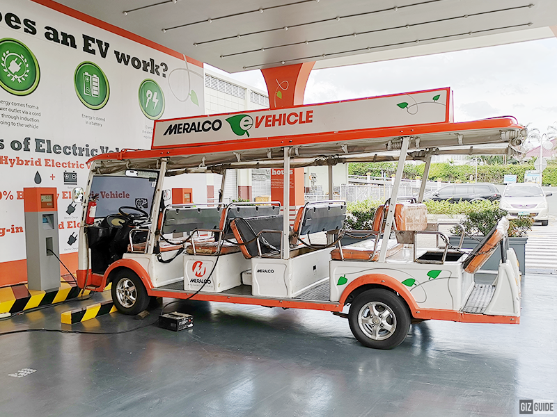 Meralco e-vehicle