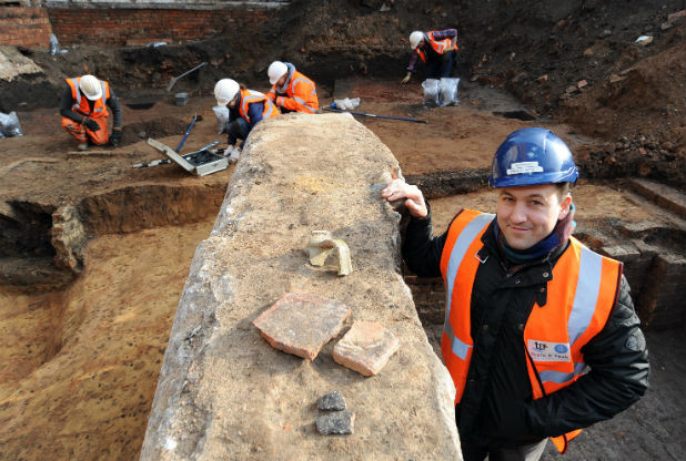 Pottery clues to medieval Nottingham's growth industry
