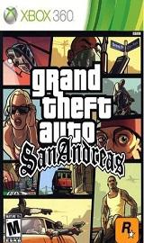 GTA San AndreaS XBOX360 - Gta San Andreas -XBOX 360 -RGH