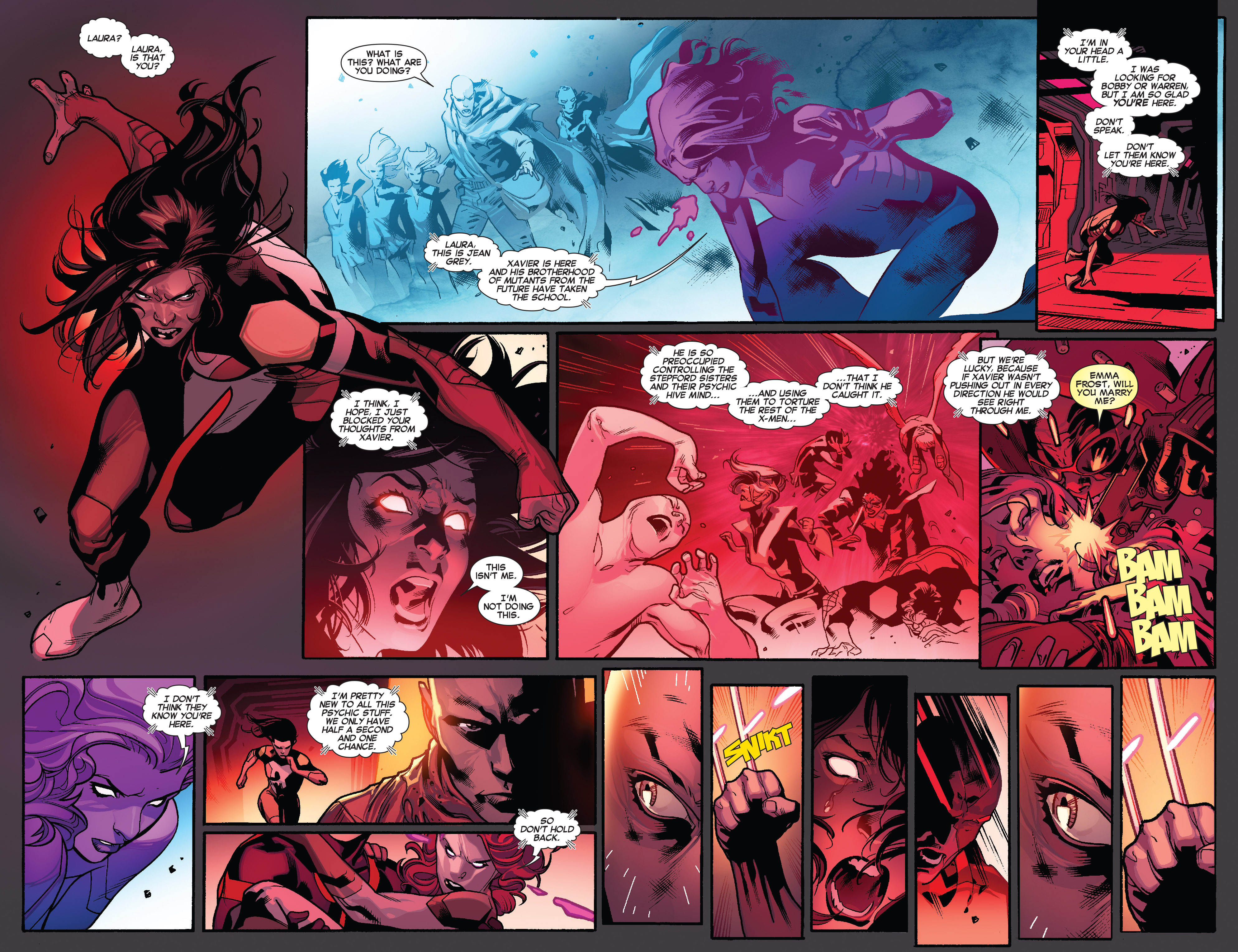 Read online All-New X-Men (2013) comic -  Issue #29 - 3