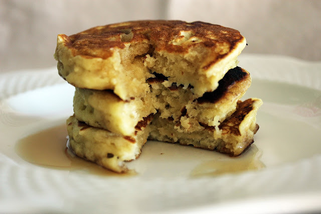 Recipe for Buttermilk Pancakes by freshfromthe.com