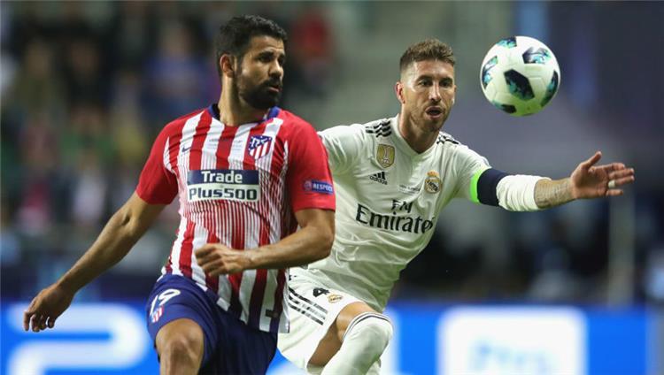 مشاهدة مباراة ريال مدريد واتلتيكو مدريد بث مباشر اليوم 12-1-2020 في كأس السوبر الاسباني