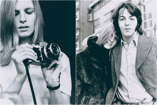 Love Story Paul and Linda McCartney :: Cool Chic Style Fashion