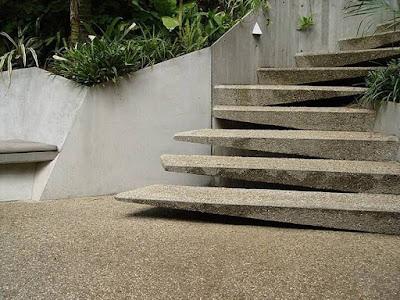 tangga teras rumah