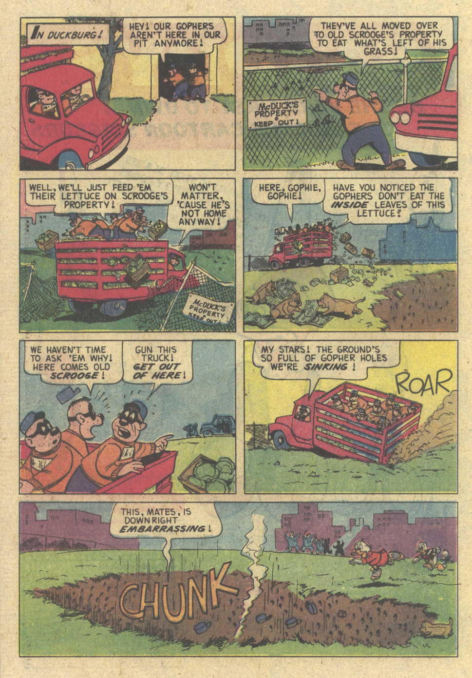 Read online Uncle Scrooge (1953) comic -  Issue #173 - 20