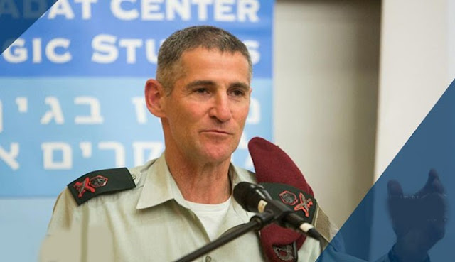 يائير غولان نائب رئيس الاركان في جيش الاحتلال