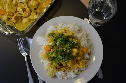 Simple but Delicious Chicken Curry | Recipe