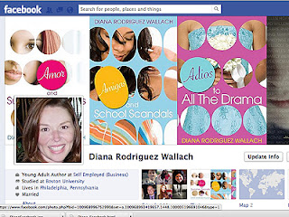 Blogger Archives | dianarodriguezwallach com | Young Adult