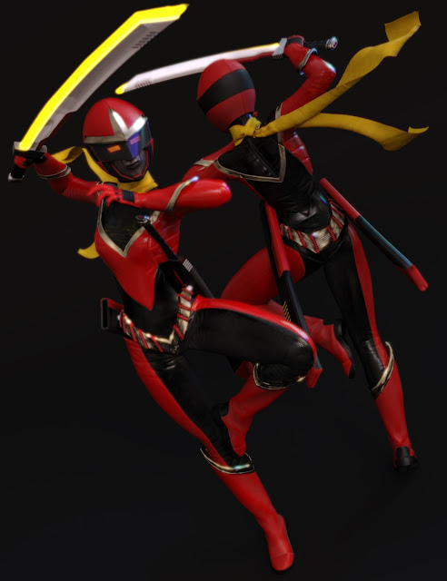 Zero My Hero for Genesis 3 Female